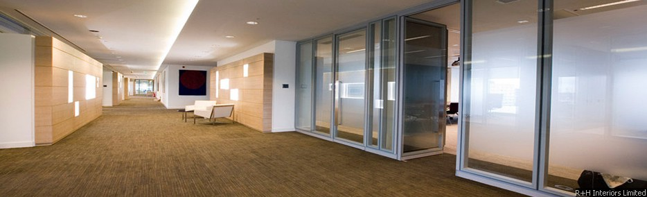 LS90 Office Partitioning