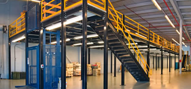 Mezzanine Floors And Raised Platforms From R Amp H Interiors